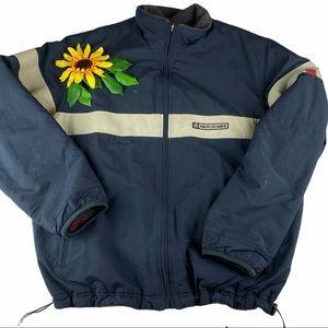 Abercrombie & Fitch Reversible Jacket Coat
